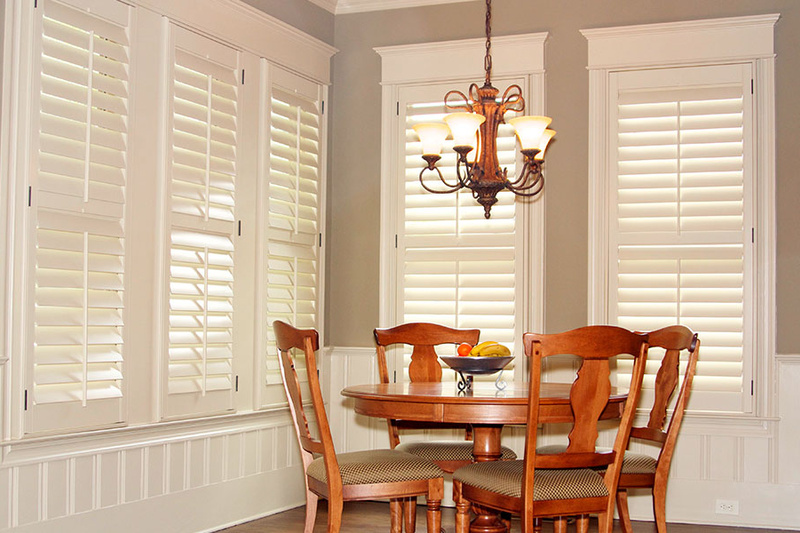 Plantation Shutters; Sitting Room Plantation Shutters