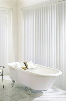 Our Vertical Blinds Supply A Glance That S Distinctive