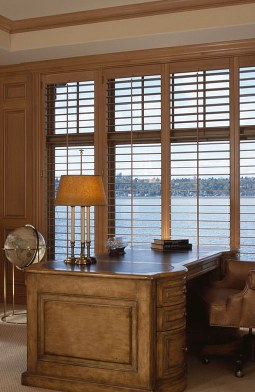 woods shutters are a beautiful combination of style
